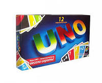 Uno! Настольная игра Уно! 12 вариантов игры