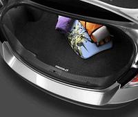 Оригинальный ворсовый  ковер в багажник Mazda 6 седан c 2008-/ цвет: темно-серый