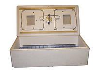 Инкубатор на 100яиц, (механический переворот) с цифровым терморегулятором