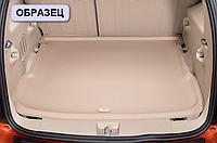 Оригинальный полиуретановый ковер в багажник Subaru Tribeca 5 мест 2008- / цвет: бежевый