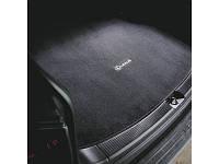 Оригинальный ворсовый  ковер в багажник Lexus ES c 2008-/ цвет: черный