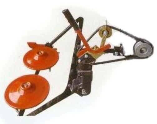 Роторная косилка к мотоблокам Зубр к-1 - Мотосалон «Двигун» в Виннице
