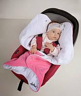 Конверт-одеяло для новорожденных Мамина квіточка  ДоРечи