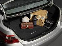 Оригинальный ворсовый  ковер в багажник Toyota Camry V40/3.5 c 2008-/ цвет: темно-серый