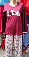 Женская пижама №1200 (штаны)