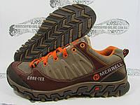 Кроссовки мужские Merrell Gore-Tex, коричневые