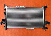Радиатор охлаждения для Opel Combo 1.7 cdti. Водяной радиатор  Опель Комбо 1,7 цдти.
