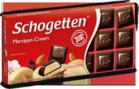"""Горький Шоколад """"Schogetten"""" марцепан 100 г."""