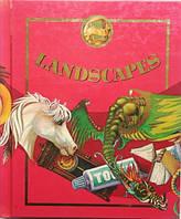 Landscapes.Читанка   Серія: Дитячі книги для читання англійською мовою, фото 1