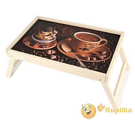 Столик для завтрака eco-wood Coffee