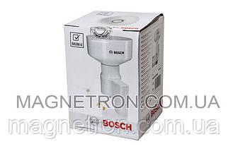 Насадка мукомольная мельница MUZ4GM3 для кухонного комбайна Bosch MUM4 461244, фото 3