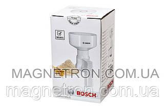 Насадка мукомольная мельница MUZ5GM1 для кухонного комбайна Bosch MUM5 576061, фото 3