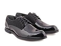 Лаковые мужские туфли