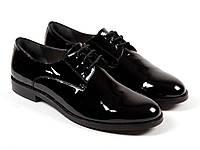 Женские лаковые туфли ETOR