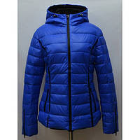 Молодежная приталенная женская куртка от производителя