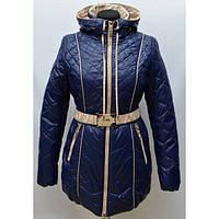 Стеганная женская куртка демисезонная в расцветках