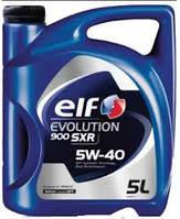Масло моторное, ELF Evolution 900 SXR 5W40 (5 Liter)