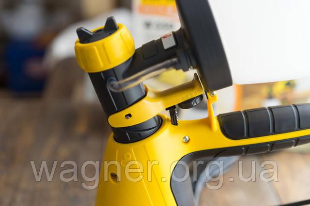 Краскопульт электрический WAGNER W 550, подробный обзор, применение кондитерами, велюр десертов, краскопульт для тортов и пирожных