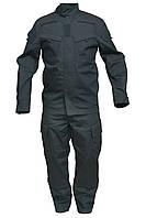 Тактический камуфляжный костюм, военная мужская форма Military Tactic Cyborg