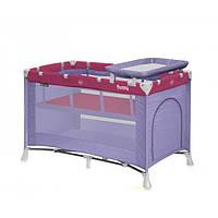 Детская кровать-манеж Bertoni Penny 2 Layers