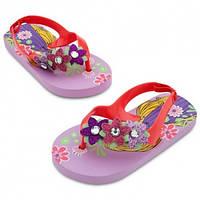 Вьетнамки для девочек Disney Rapunzel Flip Flops For Girls
