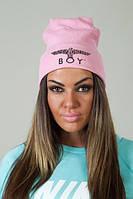 Женская шапка Boy