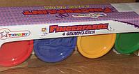 Краски детские пальчиковые FingerFarbe
