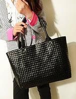 Молодежная сумка-шоппер. Стильная сумка. Женская сумка. Недорогая сумка. Интернет магазин. PU кожа. Код: КЕ10