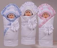 Ренессанс ДоРечі™ демисезонный конверт для новорожденных. Цвета в ассортименте