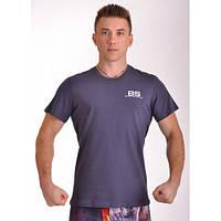 Спортивная мужская футболка Berserk Sport серый