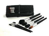 Профессиональные кисти для макияжа MAC 16 штук, набор кистей