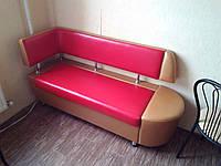 """Кухонный диван """"Laim""""  с боковой спинкой"""