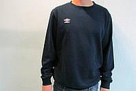 Мужская толстовка Umbro темно-синяя код 140 в