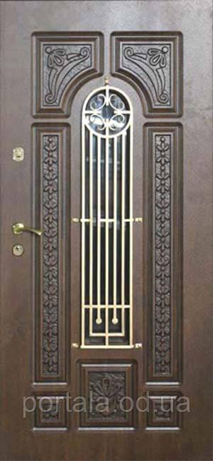 входные двери двойные двухсторонние