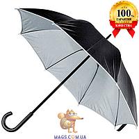 Зонт-трость Dracula SILVER