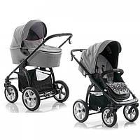 Детская прогулочная коляска X-Lander X-Move Grey серая