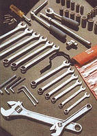 Ключи гаечные комбинированные