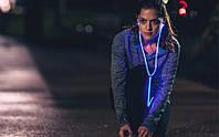 Светящиеся наушники-вкладыши в темноте Super Bass Headphones Супер-ясно Бас