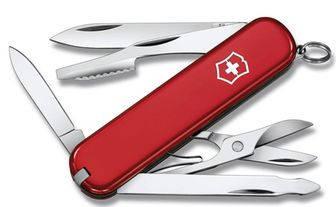 Армейский функциональный нож Victorinox Executive 06603 красный