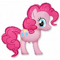 Фольгированный шар Маленький пони Пинки Пай 35см