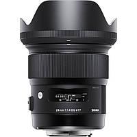 Sigma 24mm f/1.4 DG HSM Art для Canon