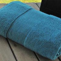 Махровое полотенце 70х140 MASAL от Eke Home бирюзовый