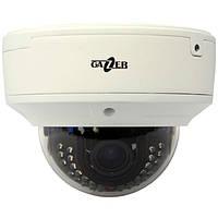 Уличная купольная варифокальная HD-TVI камера Gazer CT232, 2 Mpix