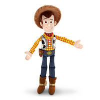 Мягкая игрушка Вудди Woody Plush - Toy Story (История игрушек) - маленький - 22 см