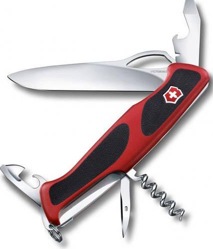 Компактный складной  нож Victorinox RangerGrip 61, 09553.MC красный