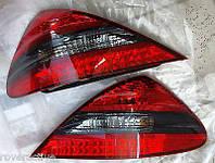 Mercedes SL R230 R 230 LED диодные задние фонари стопы новые оригинал дымчатые