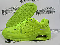 Кроссовки детские Nike Air Max, неоновые