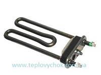 ТЕН для пральної машини Hotpoint-Ariston, 1700Вт, 170мм, прямий з отв. під датчик