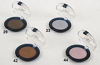 """Одноцветные компактные тени для век """"FF"""" серии """"FFLEUR"""" Magnetism ABD E-638/02-21"""