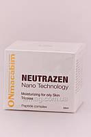 ONmacabim Neutrazen Tricolas moisturizing Дневной крем для жирной кожи spf-15, 50 мл